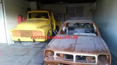 20141225_190547-450x253 Ford F-100 e Chevrolet Chevette Tramandaí-RS, Vinicius