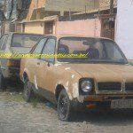 Chevrolet Chevette e Ford Corcel II, Rio de Janeiro, RJ, Igor