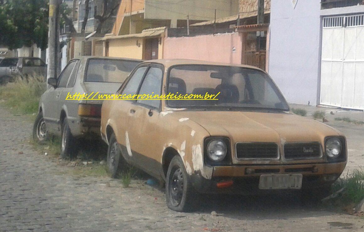 Chevrolet-chevette-e-ford-corcel-rj-rio-de-janeiro Chevrolet Chevette e Ford Corcel II, Rio de Janeiro, RJ, Igor