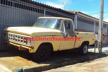 Jaymisson F100 1980 Brasília DF 450x300 Ford F100   Brasília DF, Jaymisson