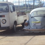 VW KOMBI e VW FUSCA, Brasília-DF, Jaymisson