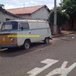 VW Kombi, Tupi Paulista, SP, Antônio