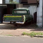 Chevrolet C10, Russel, Alegrete-RS