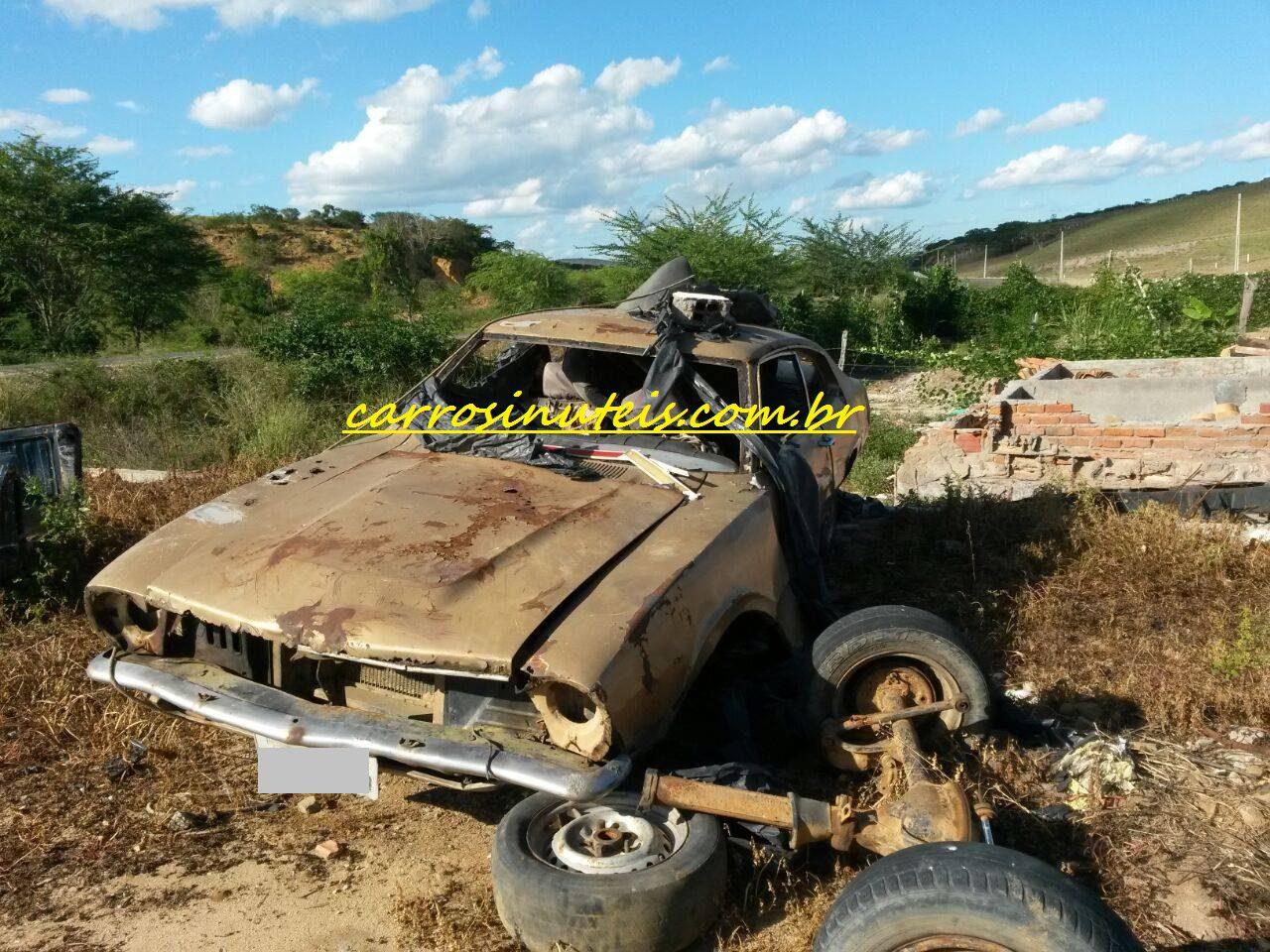 mav1 Ford Maverick, Junin, Jaguaquara, na Bahia