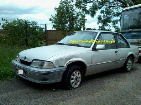 monza-450x337 Chevrolet Monza, Alegrete-RS, foto de Machado