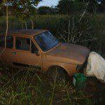 "Fiat 147 ""motor-bomba"". Junin. Bahia, Itaquara."