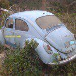 VW Fusca, Bretz, Iúna-ES