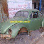 VW Fusca, Binho, UBAÍRA – BA