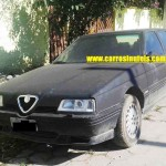 Alfa Romeo 164, Alberto, Caraguatatuba, SP