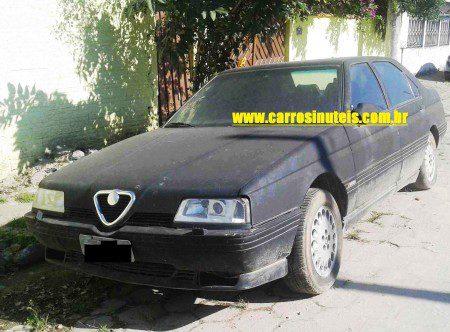 Alberto-Caraguatatuba-SP-Alfa-Romeo-164-2-450x332 Alfa Romeo 164, Alberto, Caraguatatuba, SP