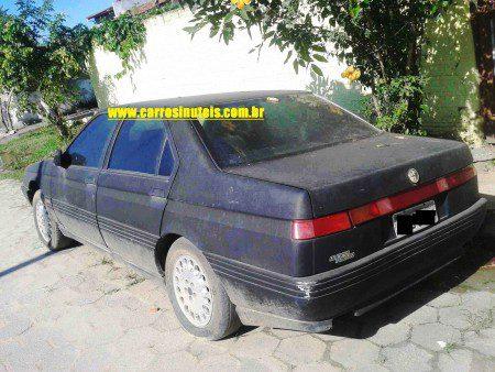 Alberto-Caraguatatuba-SP-Alfa-Romeo-164-450x338 Alfa Romeo 164, Alberto, Caraguatatuba, SP