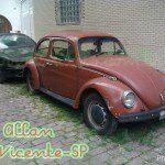 VW Fusca e Fiat Marea, by Allan