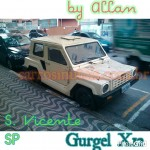Gurgel X 12, by Allan, S. Vicente-SP