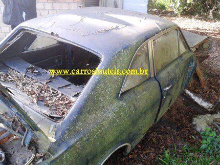 luis-adriano-corça-cerro-grande-450x338 Ford Corcel, Luis Adriano, cidade de Cerro Grande, Rio Grande do Sul