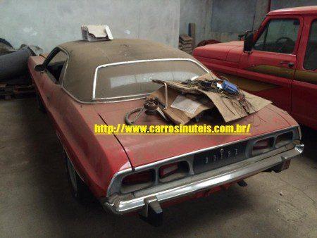 Rafael-Dodge-Challenger-1974-Caçador-SC-2-450x338 Dodge Challenger 1974, Rafael, Caçador, SC