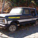 Ford F1000, São Lourenço, MG, Minerim