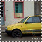 Fiat Uno, Alegrete-RS. by Vaz