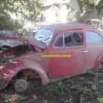 VW Fusca, Encruzilhada do Sul, RS, Luis