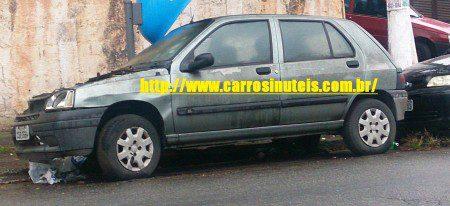 Danilo_Clio_Diadema-450x206 Renault Clio, Diadema, SP, Danilo