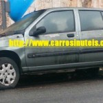 Renault Clio, Diadema, SP, Danilo