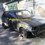 Fiat Uno, bairro da Penha, no Rio de Janeiro, RJ, Adelino