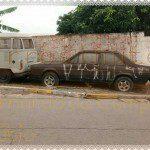 VW Kombi e VW Santana, Fábio, SBC-SP