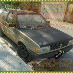 VW Voyage. SBC-SP