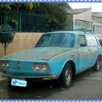VW Variant, Jaymisson. Brasília-DF