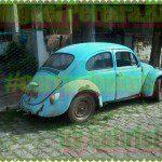 VW Fusca. Gabriel, Miguel Pereira-RJ
