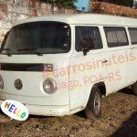 VW Kombi, Tiago, POA, RS