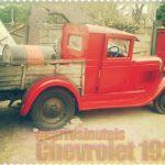 Chevrolet 1928, Pablo, Salto-UR