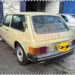 VW Brasília. Lucas, S. Paulo-SP