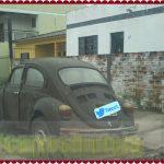 VW Fusca. Russel. Alegrete, RS