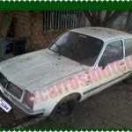 GM Chevette Hatch. Russel. Alegrete-RS
