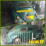 VW Fusca. S. Paulo, SP