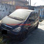 Mercedes-benz Classe A – Rodolfo Lira – São Paulo, Sp