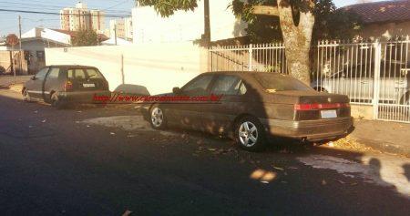 164-450x237 Alfa Romeu 164 e VW Golf Gti - Vinicius Biazotto - Londrina, PR