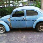 Volkswagen Fusca – Igor Vieira – Duque de Caxias, RJ
