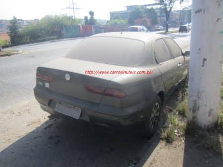 IMG_2458-450x338 Alfa Romeo 156 - Yuri Silva - Cidade Dutra, SP
