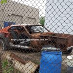 Ford Mustang Sportsroof – Rubens Junior – Winnipeg, Canadá
